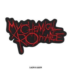 My-Chemical-Romance-Music-Band-Embroidered-Patch-Iron-on-Sew-On-Badge