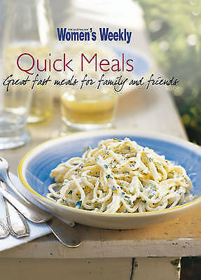 """""""AS NEW"""" The Australian Women's Weekly, Quick Meals (The Australian Women's Week"""
