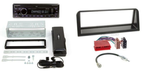 Peugeot 106 91-03 1-din radio del coche Bluetooth iPhone Android Radio diafragma