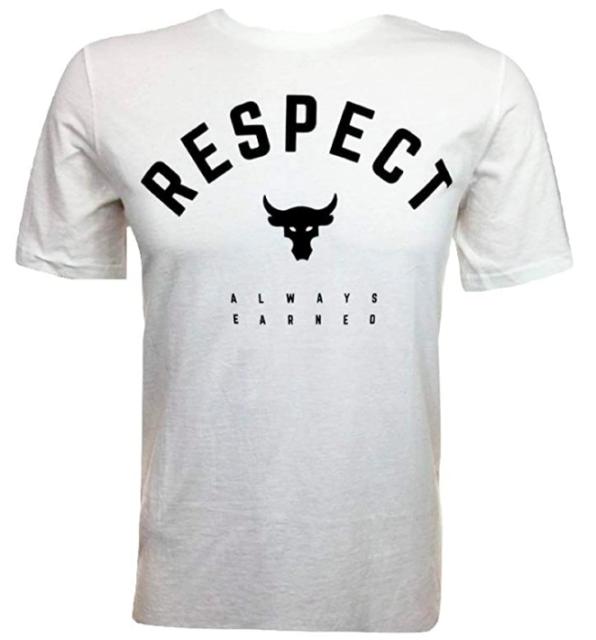 Fácil de comprender Petición muy  Under Armour UA X Project Rock Never Full Shirt 1320053 Men's Size Large  for sale online   eBay