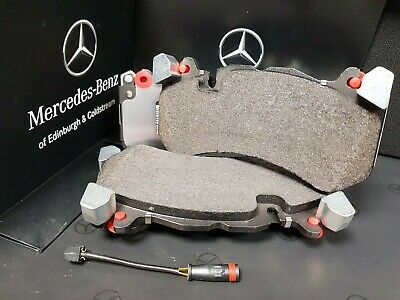 Front Brake Pads E Class Mercedes Genuine Parts New 212 models