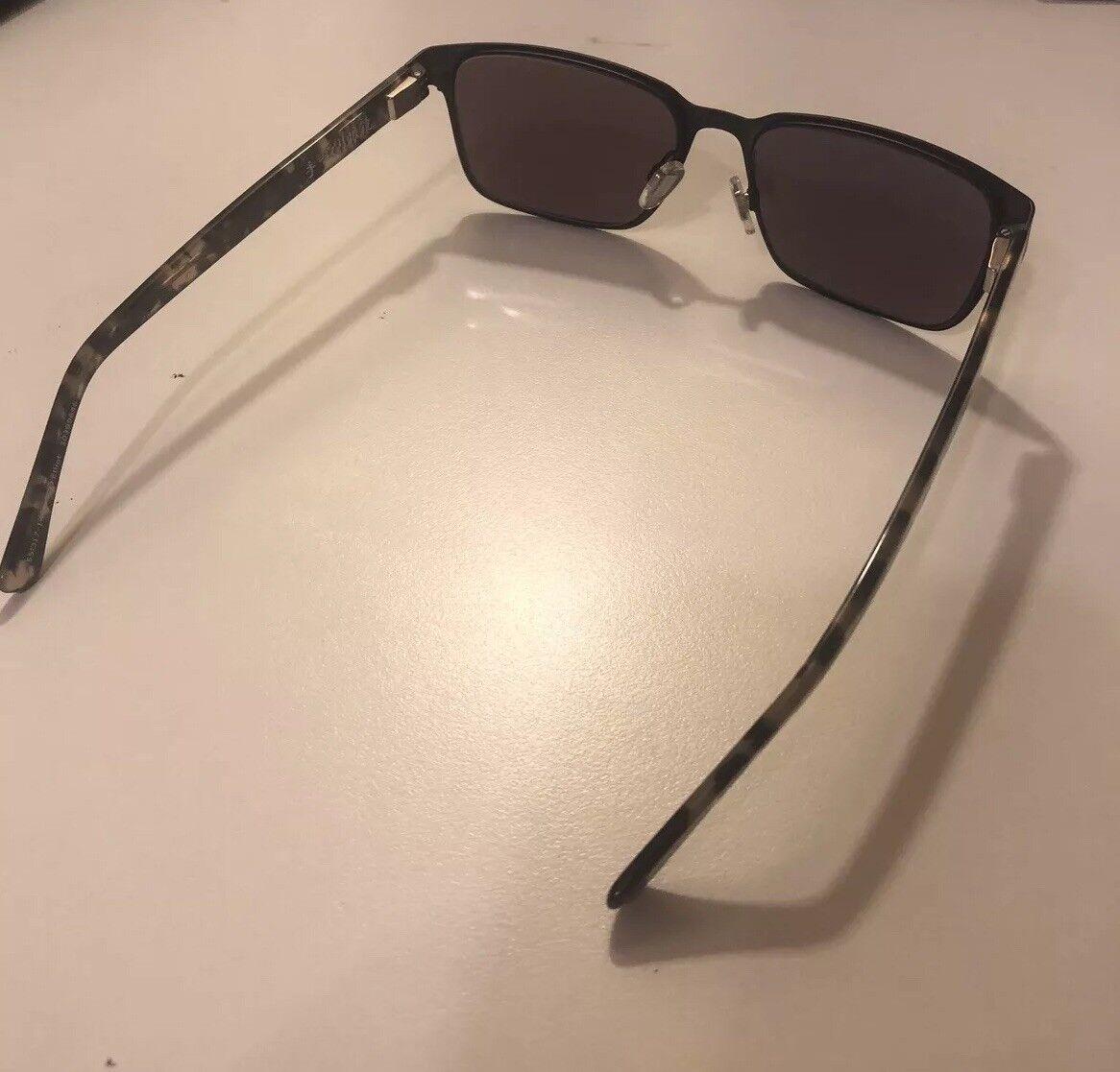 8d4b561d3e8 Authentic Versace Ve 2054 Sunglasses 1001 87 Black Red Grey Ve2054 2o54 for  sale online