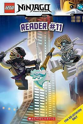 1 of 1 - LEGO Ninjago: The Rescue Mission (Reader #11)-ExLibrary
