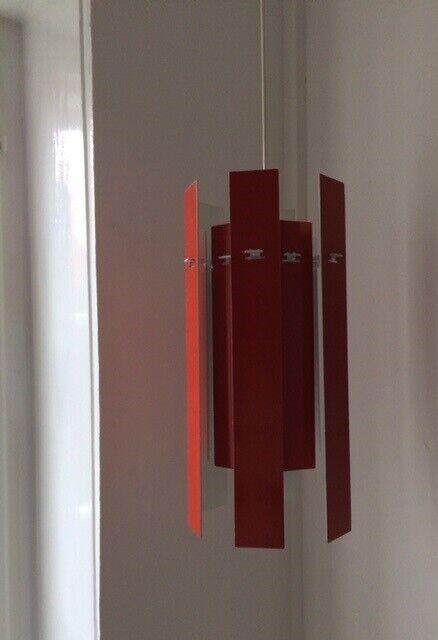 Anden arkitekt, 60'er designlampe, pendel