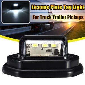 3-LED-Universal-License-Number-Plate-Tag-Light-Lamp-For-Truck-Trailer-Pickup-12V