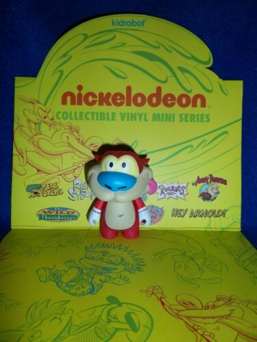 "Kidrobot NICKELODEON 90s Mini Series 3/"" Vinyl Figure Nick Blind Box Kid Robot"