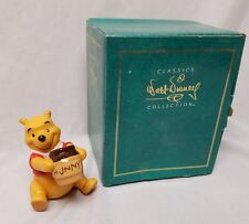 WDCC Walt Disney Time For Something Sweet Winnie The Pooh and the Honey Tree
