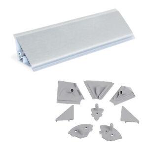 Emuca Alzatina triangolare per cucina, con accessori per ...