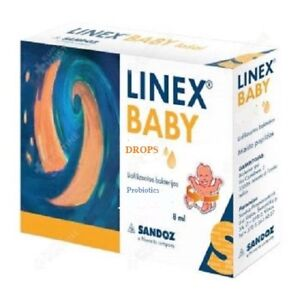 Linex Baby Probiotic Drops Baby Children Kids Colic