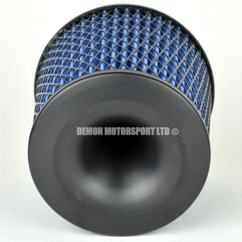 Prestazioni filtro aria blu per INDUZIONE KIT 60mm oppure scegliere Inlet dimensioni 51830