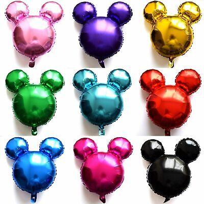 XL Helium Folienballon Disney Micky Maus Hochzeit Deko Geburtstag Geschenk