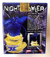 Ultimate X-Men Nightcrawler LTD to 500 Bust Statue Diamond Select Marvel Comics