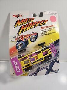 Maisto-1-43-Moto-Hopper-034-Crane-Cams-034-NIB-1995