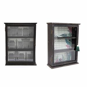 Phrenology Wall Display Cabinet Rustic Bathroom Cabinet Medicine Cabinet Ebay