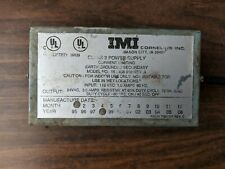 Used Imi Cornelius Class 2 Power Supply 163408010 115v To 24vac Free Shipping