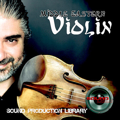Middle Eastern Violin UNIQUE Perfect WAVE/NKI Multi-Layer
