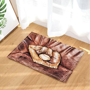 Image Is Loading Door Mat Bathroom Rug Bedroom Carpet Bath Mats