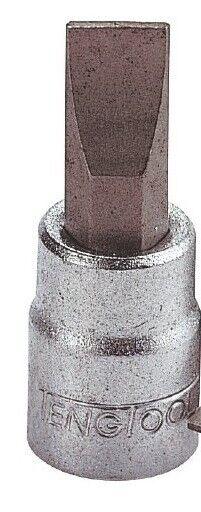 Llave de vaso con puntas planas S2 1/4´´, tamaño 7.0 TENGTOOLS 68280304