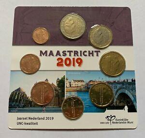 Jaaset-Nederland-2019-UNC-1-Cent-2-Euro-in-coincard
