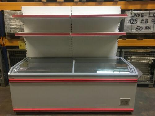 incl superstructure Shelf Deep Freezer AHT Paris 210 -