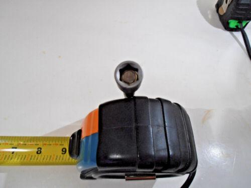 """Neuf 5//16/"""" pouces X 6/"""" pouces de long Changement Rapide Nut Setters pilotes Magnétique 3 Pièces"""