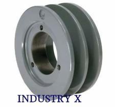 A Belt Sheave Amp Split Taper Bushing Combo 2ak30h 2ak184h Pick Your Size