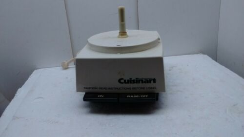 PART for Cuisinart Model DLC-7 Food Processor Blade or Disc or Pusher