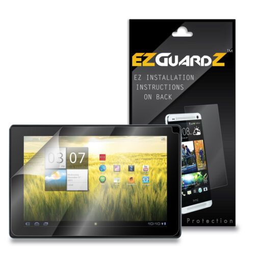 "3X EZguardz HD Screen Protector Shield LCD 3X For Kocaso M9200 9/"" Ultra Clear"