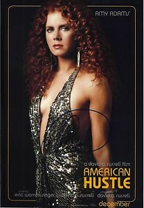 Amy Adams Signé 10X8 Photo Américain Hustle AUTHENTIQUE Signature AFTAL COA 5137 R4udrILo-08065612-605602923