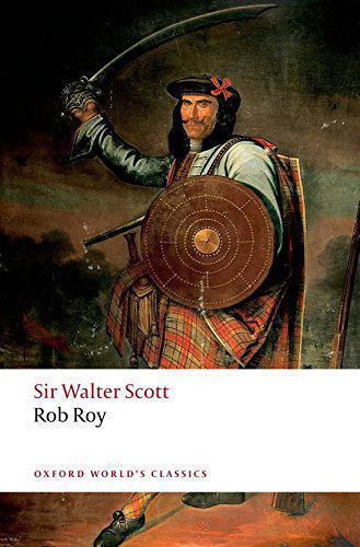 Rob Roy (Oxford Del Mundo Classics) Por Walter Scott,Nuevo Libro,Libre & Rápido
