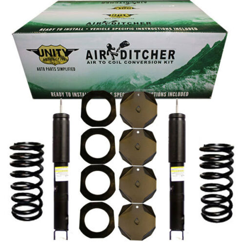 1995-02 Lincoln Continental Rear Air CoilSpring Conversion 1522Stem//clevs