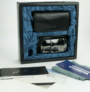 Olympus Mju 1 Limited 35mm point and shoot film camera compatta mju i 35mm 3.5