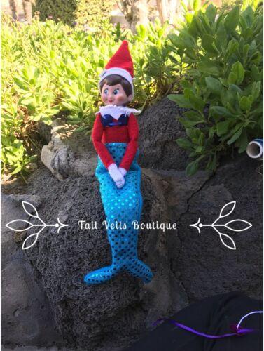 Elf Mermaid Girl Elf Elf mermaid tail Elf Accessories Elf Clothes
