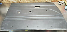 89 95 Toyota Pickup Truck Hilux Left Driver Right Side Door Panel Grey Set Pair2