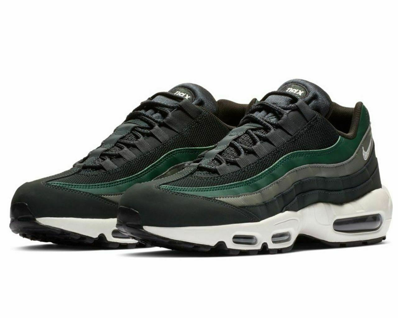 Nike Air Max 95 Essential 749766 304 Trainers Outdoor Green