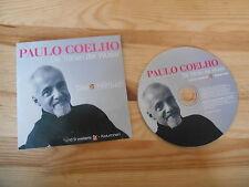 CD udito Paolo Coelho-le lacrime del deserto (50+ min) ascoltare TV vedere U