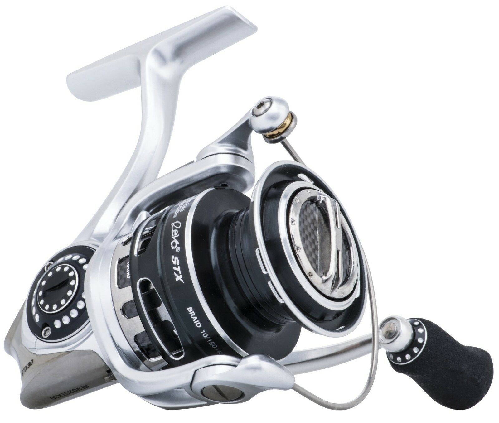 ABU GARCIA GARCIA GARCIA REVO STX SPIN - Größes  10 20 30 40 - Ultimate Spinning 15610b