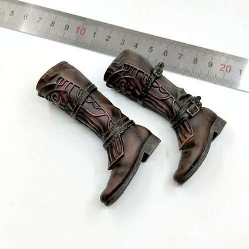 """VTS TOYS VM-024 1//6 Scale Blood Hunter Boots Model for 12/"""" Figure"""