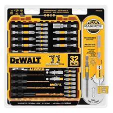 DEWALT MaxFit Screwdriving Drill Bits Bit Set Magnetic Screw Lock 32-Piece