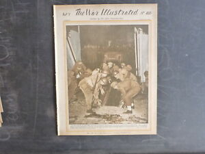 1943-THE-WAR-ILLUSTRATED-VOL-7-160-ALLIED-INASVASION-OF-SICILY