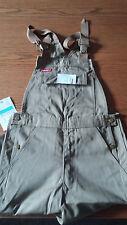 Arbeitskleidung Kansas khaki Latzhose Größe 44. Neu und ungetragen