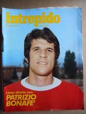 Intrepido n°22 1974 Patrizio Bonafè Billy Bis I Due del' Apocalisse MILVA [G390]