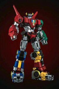 Titan Power TP-01 Golion Beast Lion King Golion Chogokin Voltron Figure w// LED