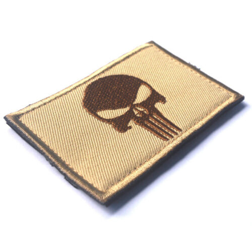 PUNISHER SKULL SWAT OPS USA ARMY U.S MILITARY TACTICAL MORALE PATCH NEW TYPE #3