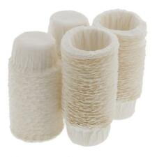 100pcs Kitchen Disposable Paper Filters Cups Replacement Coffee Filter Beauteous