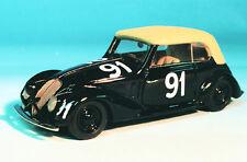 ABC 074 FIAT 6C 1500 VIOTTI CABRIOLET MILLE MIGLIA 1937 MUSSOLINI