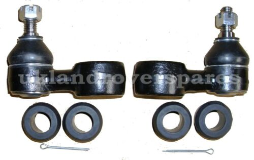 Land Rover Discovery Front Anti Roll Bar Kit Ball Joint Links /& Bushes NTC1888