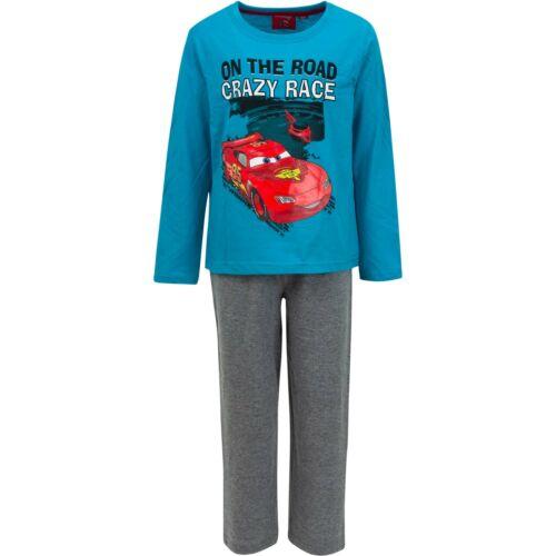 Disney BOY/'S CARS à manches longues Pyjama Set