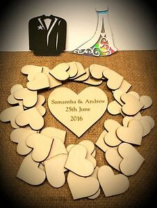 drop top wedding guest book gift tags centre piece ebay