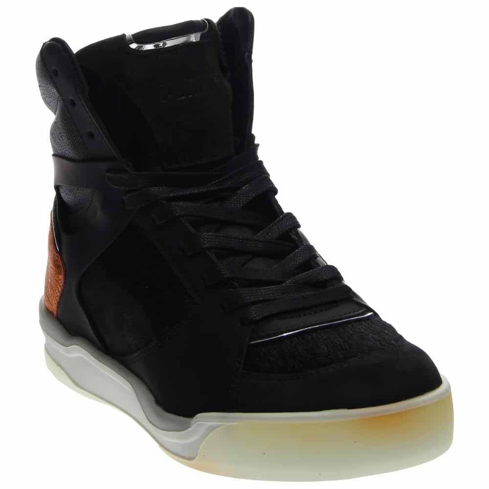 Puma Alexander McQueen mover Femme Mid Zapatillas-Negro-Para Mujer Mujer Mujer  calidad oficial